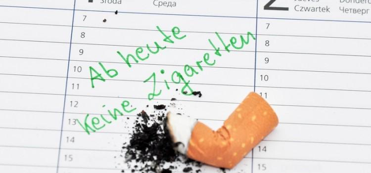 Rauchen aufhören – 11 Tipps zur Rauchentwöhnung
